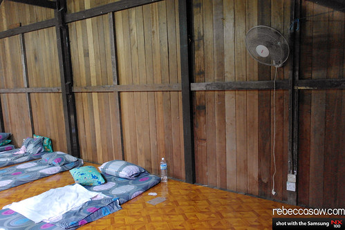 Iban longhouse, sarawak cultural village-11