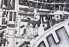 Montréal 1846. Site des Soeurs Grises.