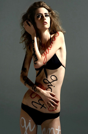 Ann Ward, Winner of the America's Next Top Model Cycle 15