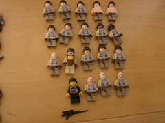 FOR SALE! (WWII brick) Tags: for lego sale brickarms