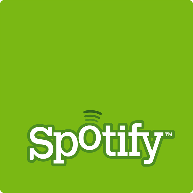 Spotify master brand logotype