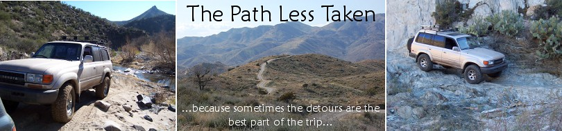 The Path Less Taken