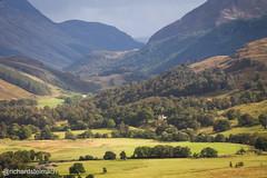 Glen Lyon Landscape, Highlands, Perthshire, Scotland (richardstelmach) Tags: autumn glenlyon highlands landscape nature outdoors perthshire scotland thehighlands