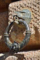 Carlos V Palace eagle ring 01 (L. Charnes) Tags: alhambra granada spain carlosv renaissance