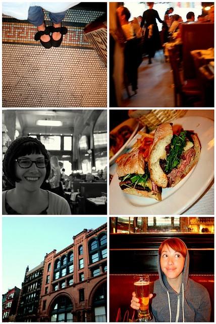 2010 New York - Day Three: Lunch in SoHo