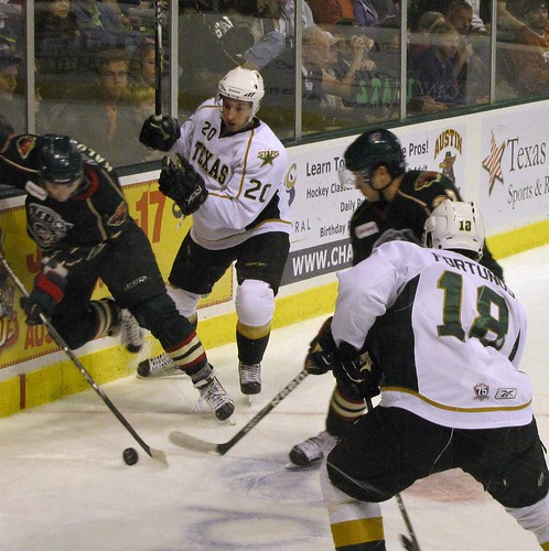 Texas Stars vs Houston Aeros - 11/24/10