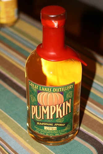 Great Lakes Pumpkin Spirit