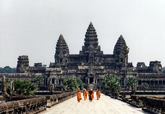 Symbol Kambodži – Angkor Vat