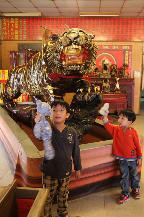 潮洲法教太廟最大虎爺廟08