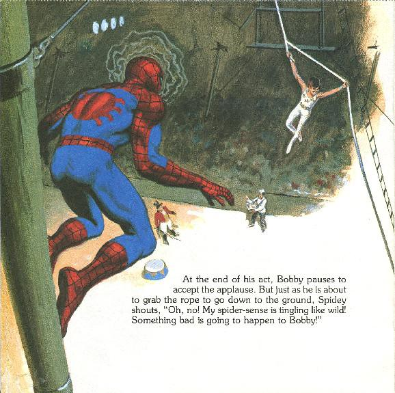 Spider-Man - The Big Top Mystery027