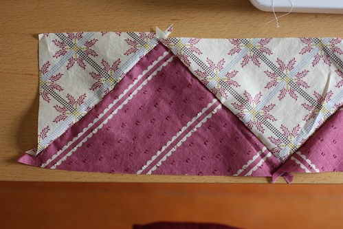 Zig Zag Alignment After Sewing