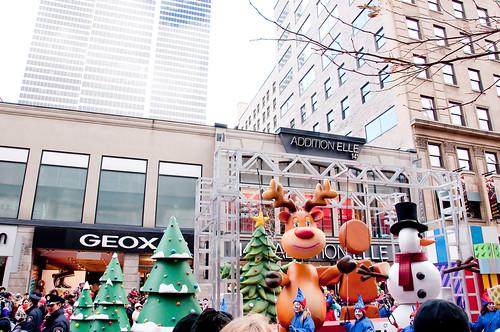 Milana's B-day - Santa Parade 296