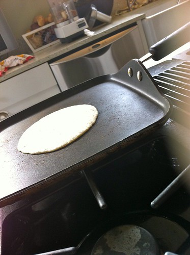 It was a Thanksgiving miracle: homemade tortillas