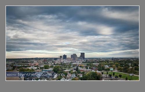 Dayton Skyline HDR Wide