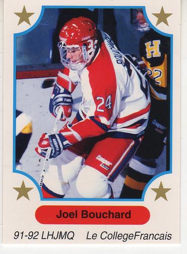 LH Joel Bouchard front