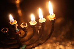 happy chanukah! (just deb.....) Tags: light holiday candles chanukah cliche menorah hcs odt sooc 2010inphotos happyclichesaturday