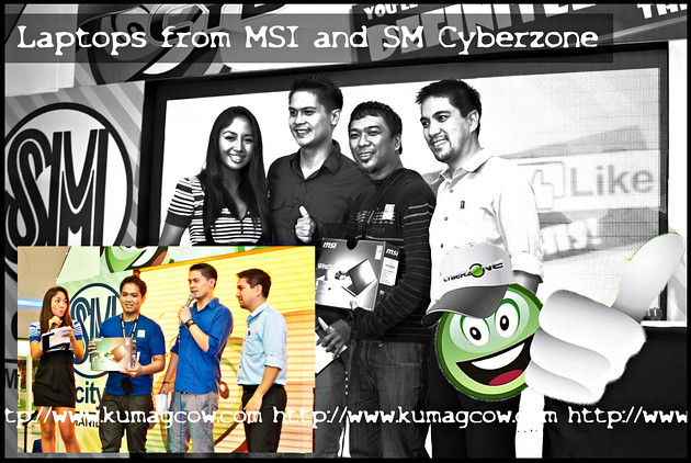 SM Cyberzone Event