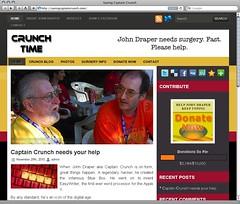 savingcaptaincrunch.com