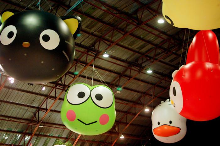 sanrio balloons