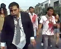 Zombies take over Lima