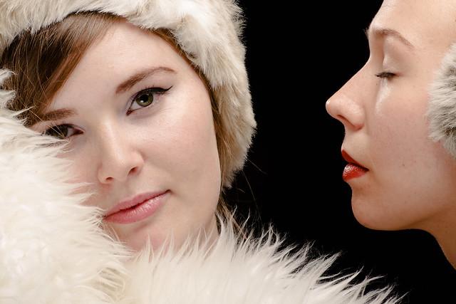 Olga and Nina