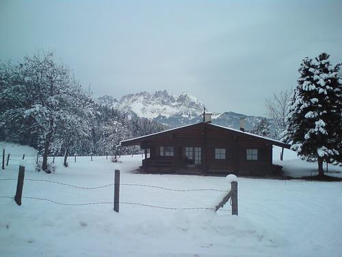 Kitzbühel — Wilder Kaiser