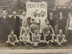 Stamford Town Thursday football club 1919
