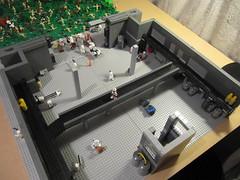 LEGO Star Wars Clone Base on Kashyyyk (3.0) (TMM) Tags: star lego contest wars clone base kashyyyk flickronly karlijntje2