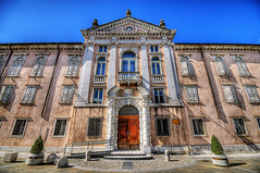 Palazzo Torriani- Gradisca (SLO-D300) Tags: trip travel venice house tourism beautiful photoshop wonderful nice fantastic nikon perfect italia republic tour awesome sigma tourist journey stunning lovely incredible bastion 1020 hdr gradisca turism aquileia d300 austriahungary patriarchate turist eggenberg habsburg photomatix italija disonzo brathtaking slod300