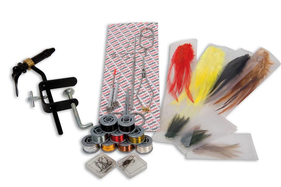 купить инструменты для вязания рыболовных мушек