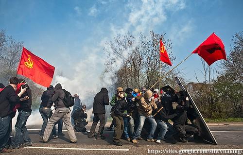 communist moscow
