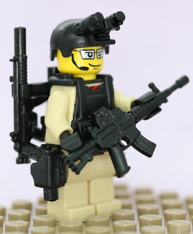 Navy Seal equipment