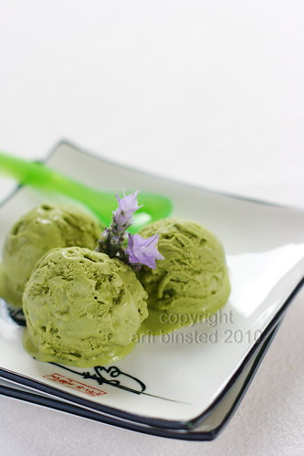 Matcha Green Tea Ice Cream3