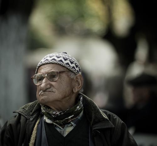 Un vieux