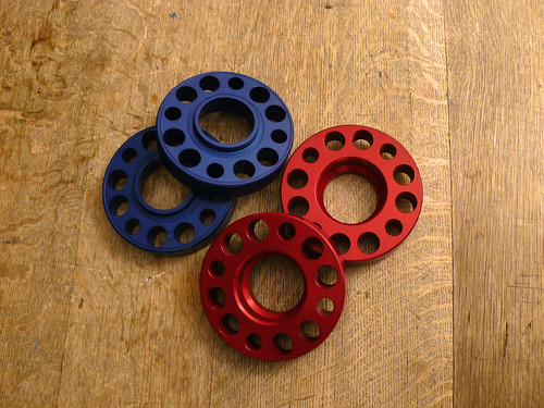 Anodised Parts