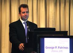 Prof George Patrinos (GoldenHelix Symposia) Tags: institute research medicine genetic biomedical genomics symposia genome pharmacogenomics goldenhelix translational patrinosgeorge