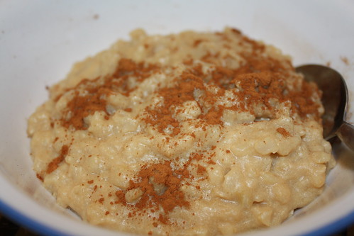 Whole Grain Rice Pudding