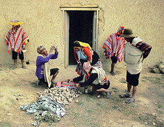 Cusco Ethno-tourism: the community of Cuyuni