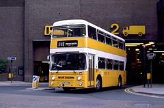 357-10 (Sou'wester) Tags: bus buses newcastle publictransport tyneside newcastleupontyne psv tynewear pte northerngeneral twpte