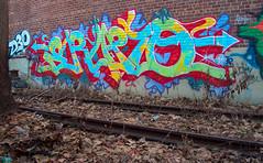 Erupto D30 (break.things) Tags: nyc newyorkcity ny newyork graffiti d30 erupto erupto327