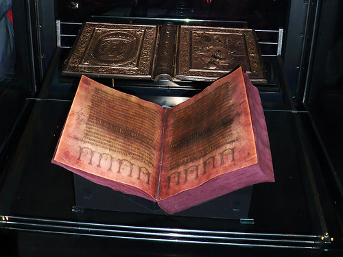 Uppsala University library - Silver Book - Codex Argenteus