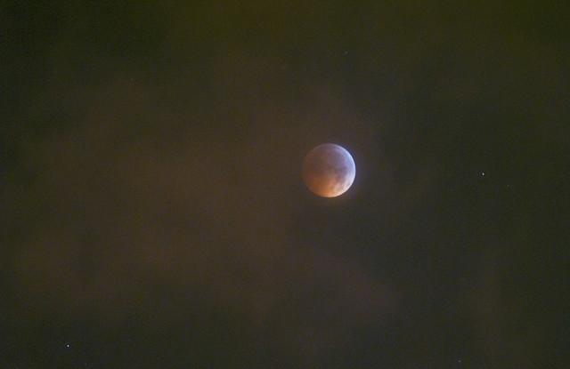 Winter Solstice/Lunar Eclipse 2010