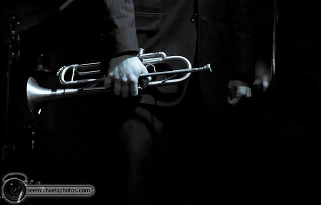 Jason Robinson Quintet at Dizzy's 121810 © Michael Klayman-012