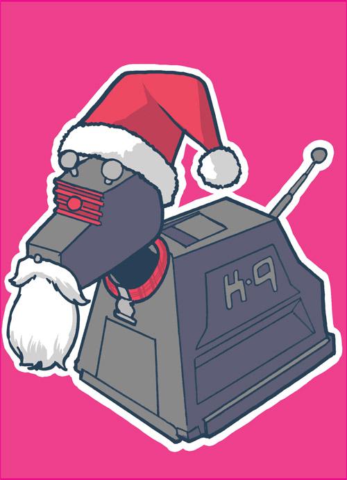 22 - K9 Santa