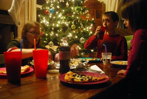 Pre-Celebratory Meal
