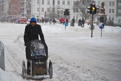 Snowstorm Cargo