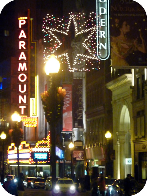 boston theatre district