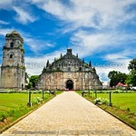 Paoay Church, finally! plus my first taste of Ilocos Bagnet