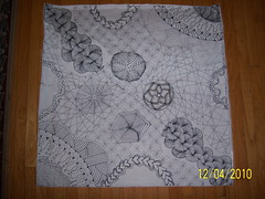 Dec 04 2010 003 (Cookie's Crafts) Tags: zentangle silkpaintinganddrawingzentanglesilkpaintingtshirtdesign