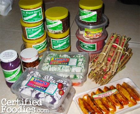 Some of the goodies we brought home from Baguio - CertifiedFoodies.com